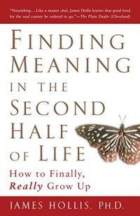 Finding Meaning in the Second Half of Life: How to Finally, Really Grow Up - by James Hollis