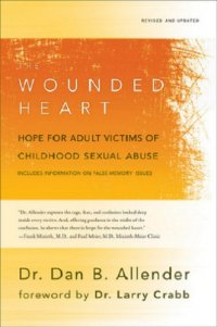 The Wounded Heart: Hope for Adult Victims of Childhood Sexual Abuse - by Dan B. Allender