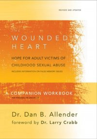 The Wounded Heart Workbook: A Companion Workbook for Personal or Group Use - by Dan B. Allender