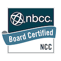 Board Certified ~ National Certified Counselor (NCC) ~ National Board for Certified Counselors